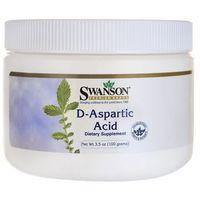 Swanson DAA kwas d-asparaginowy 100g