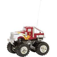 Model samochodu RC Invento Monster Truck rouge, 1:43, Elektryczny, 100 mm, RtR, Monster Truck rouge