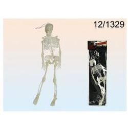 Szkielet świecący w ciemnościach - 33cm