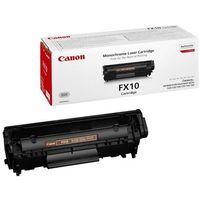 Wyprzedaż Oryginał Toner Canon FX10 do faxów L-100/120/140, MF-4010/4370DN | 2 000 str. | czarny black, bra