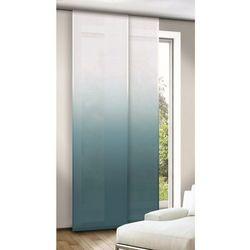 Albani Zasłona panelowa Anita niebieski, 60 x 245 cm