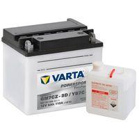 Akumulator motocyklowy Varta YB7C-A 8Ah 110A