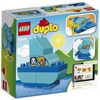 Lego DUPLO 10849 Mój pierwszy samolot (5702015866651)