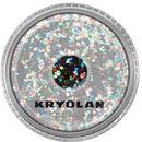 polyester glimmer coarse (multicolor) gruby sypki brokat - multicolor (2901) marki Kryolan
