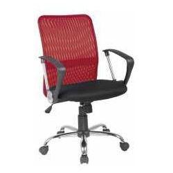 Signal meble Fotel q-078 czerwono-czarny - zadzwoń i złap rabat do -10%! telefon: 601-892-200