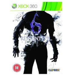 Gra Resident Evil 6 z kategorii: gry XBOX 360