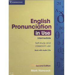 English Pronunciation in Use Intermediate with answer /CD gratis/ (Cambridge University Press)