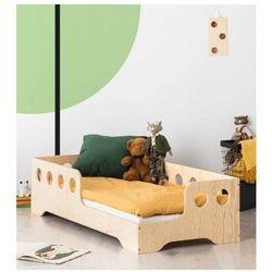 Producent: elior Prawostronne łóżko drewniane dziecięce 16 rozmiarów - filo 4x
