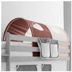Ticaa kindermöbel Ticaa tunel do łóżek piętrowych classic kolor beżowo-brązowy