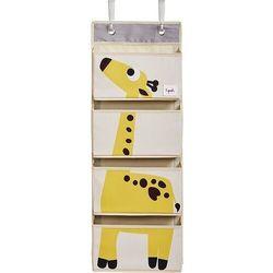 3 sprouts Organizer ścienny 94 cm żyrafa