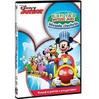Klub Przyjaciół Myszki Miki. Wesoła ciuchcia [DVD] (7321917500463)