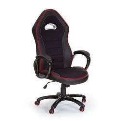 Fotel gabinetowy Enzo czarny