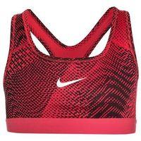 Nike Performance PRO CLASSIC ALLOVER Biustonosz sportowy siren red/light fusion red/white/tempest (08262158445