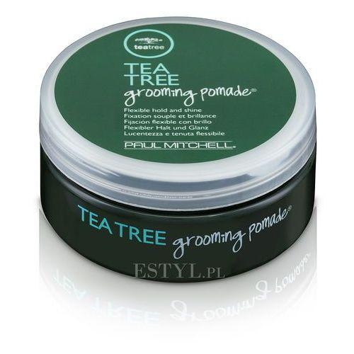 Paul Mitchell Tea Tree Grooming Pomade - pomada do włosów 100g - oferta [0525db46a35f269b]
