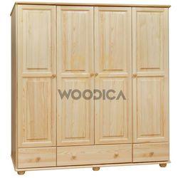 14.szafa 4d3s 200x190x60 marki Woodica