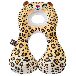 Zagłówek 1-4 lata Sawanna - leopard