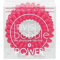 INVISIBOBBLE POWER Pinking of you - mocny róż gumki do włosów 3 pack - produkt dostępny w multidrogeria.p