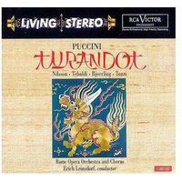 Puccini: Turandot - Jussi Bjoerling, Birgit Nilsson, Rome Opera Orchestra And Chorus