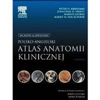 McMinn & Abrahams Polsko-angielski atlas anatomii klinicznej, oprawa broszurowa