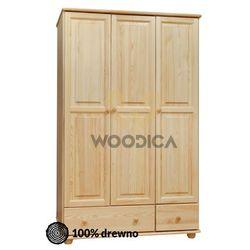 07.szafa 3d2s 151x190x60 marki Woodica