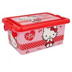 Hello Kitty - Pojemnik / organizer na zabawki 7 L, 10_14047