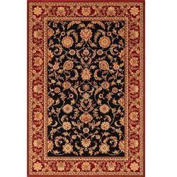 Agnella Dywan isfahan anafi czarny 160x240