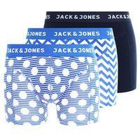 Jack & Jones JACLIGHT 3 PACK Panty lapis blue (5713444289720)