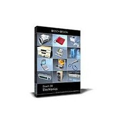 Dosch 3D: Electronics z kategorii Programy graficzne i CAD