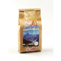 Pięć przemian (simpatiko) : sól himalajska różowa gruboziarnista - 400 g