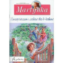 Martynka. Zeszyt ćwiczeń i zabaw dla 6-latków, rok wydania (2010)