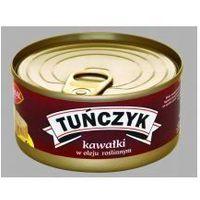 Tuńczyk kawałki w oleju roślinnym 170g Graal (5903895020014)