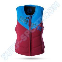 Kamizelka Mystic Star 2016 Wake Vest ZIP Bordeaux z kategorii sprzęt asekuracyjny