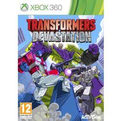 Transformers Devastation - gra XBOX 360