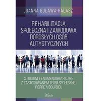 Rehabilitacja społeczna i zawodowa dorosłych osób autystycznych