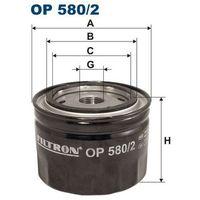 Filtr oleju OP 580/2 - sprawdź w wybranym sklepie