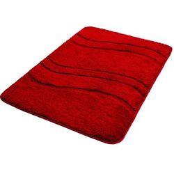 Dywanik łazienkowy BISK One 60 X 90 cm Mikrofibra Czerwony