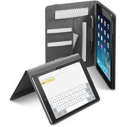 Etui Cellular Line AGENDA typu książkowego dedykowane do Apple iPad Air - czarny (etui na tablet)