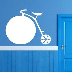 Wally - piękno dekoracji Tablica suchościeralna rower 142
