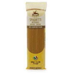 Makaron razowy Spaghetti (semolina) BIO 6x500g - produkt z kategorii- Kasze, makarony, ryże