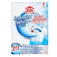 Saszetki do prania K2r Intensive White + Stain Remover (5 sztuk)