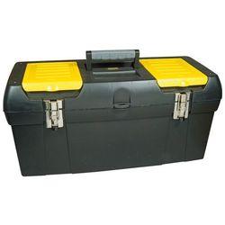 Stanley Skrzynka na narzędzia 24 cale z praktycznymi pojemnikami, SY92-067
