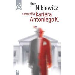 Niezwykła kariera Antoniego K. (ilość stron 426)