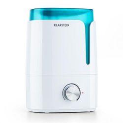 Klarstein Stavanger Nawilżacz powietrza Funkcja dyfuzora aromatów Ultradźwięki 3,5l biały/turkusowy - produkt z kategorii- Nawilżacze powietrza