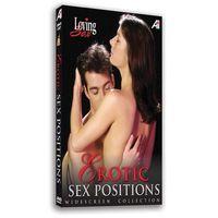 Dvd edukacyjne -  erotic sex positions educational dvd - pozycje marki Alexander institute