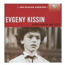 Evgeny Kissin plays Chopin and Liszt - Wyprzedaż do 90% (klasyczna muzyka dawna)