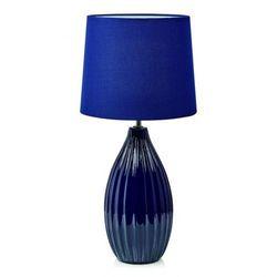 Stephanie nocna 107109 50cm niebieski marki Markslojd