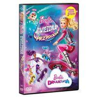 Barbie. Gwiezdna przygoda. DVD - produkt z kategorii- Filmy animowane