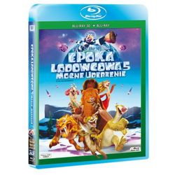 Epoka Lodowcowa. Mocne uderzenie. Edycja 2-płytowa. Blu-Ray 3D