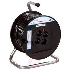 As-schwabe przedłużacz elektryczny winyl 40m x 1,5mm2 h05vv-f 3g1,5 811102 (4011160111020)
