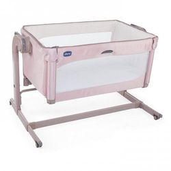Chicco Łóżeczko dostawne Next2Me Magic Candy Pink Kurier Gratis, 23107346
